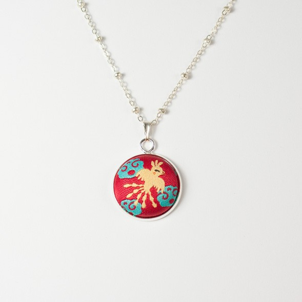Linwa Fortune Necklace (Phoenix)